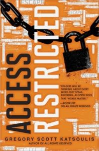 Access Restricted cover