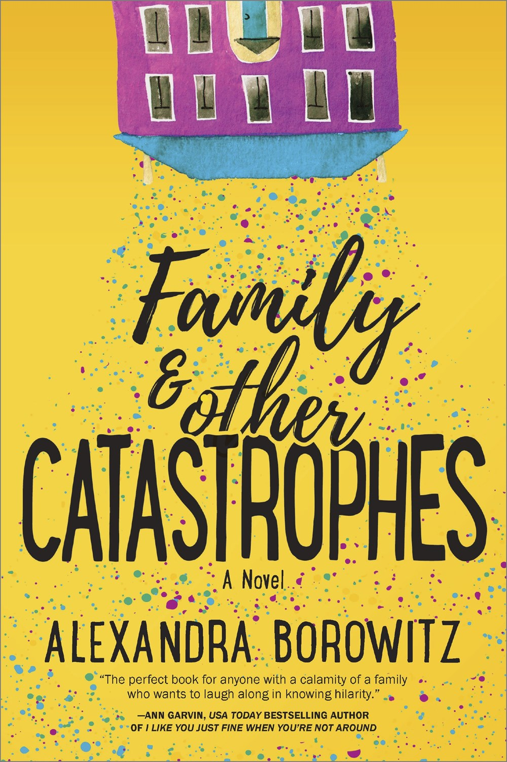 Family & Other Catastrophes cover