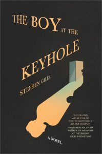 The Boy at the Keyhole cover