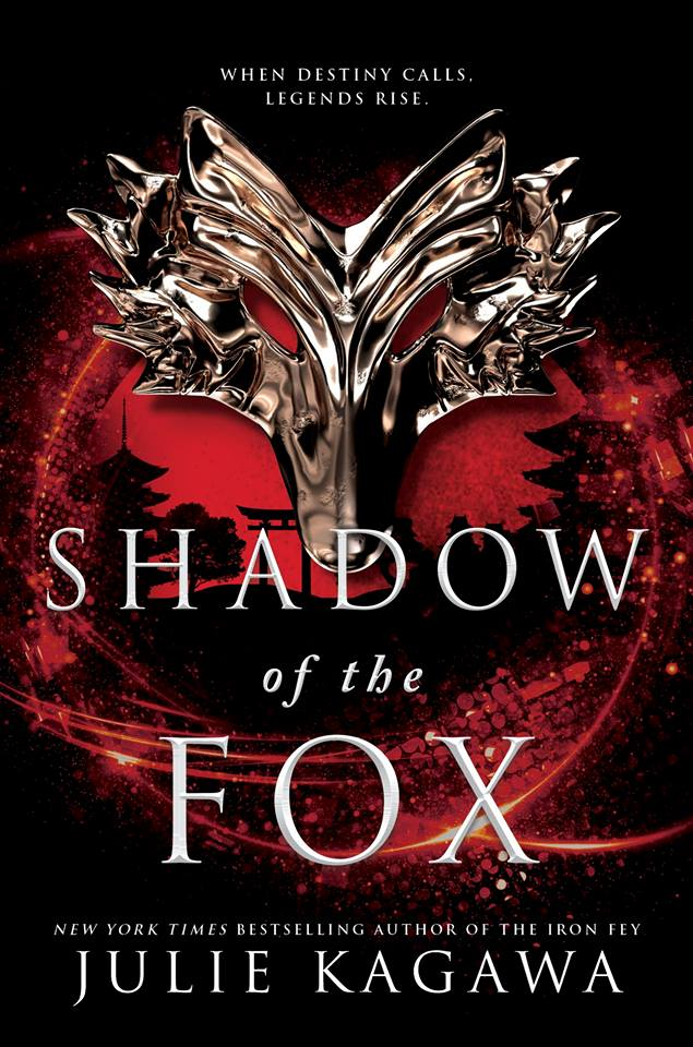 Shadow of the Fox cover
