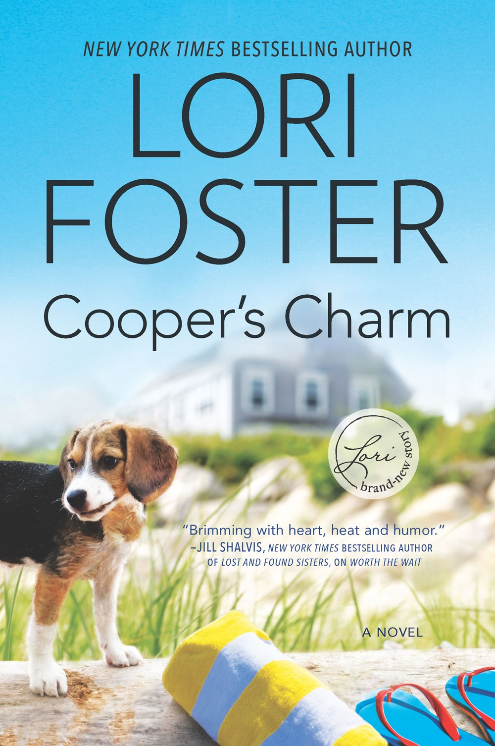 Cooper's Charm cover