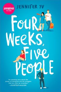 Four Weeks, Five People cover
