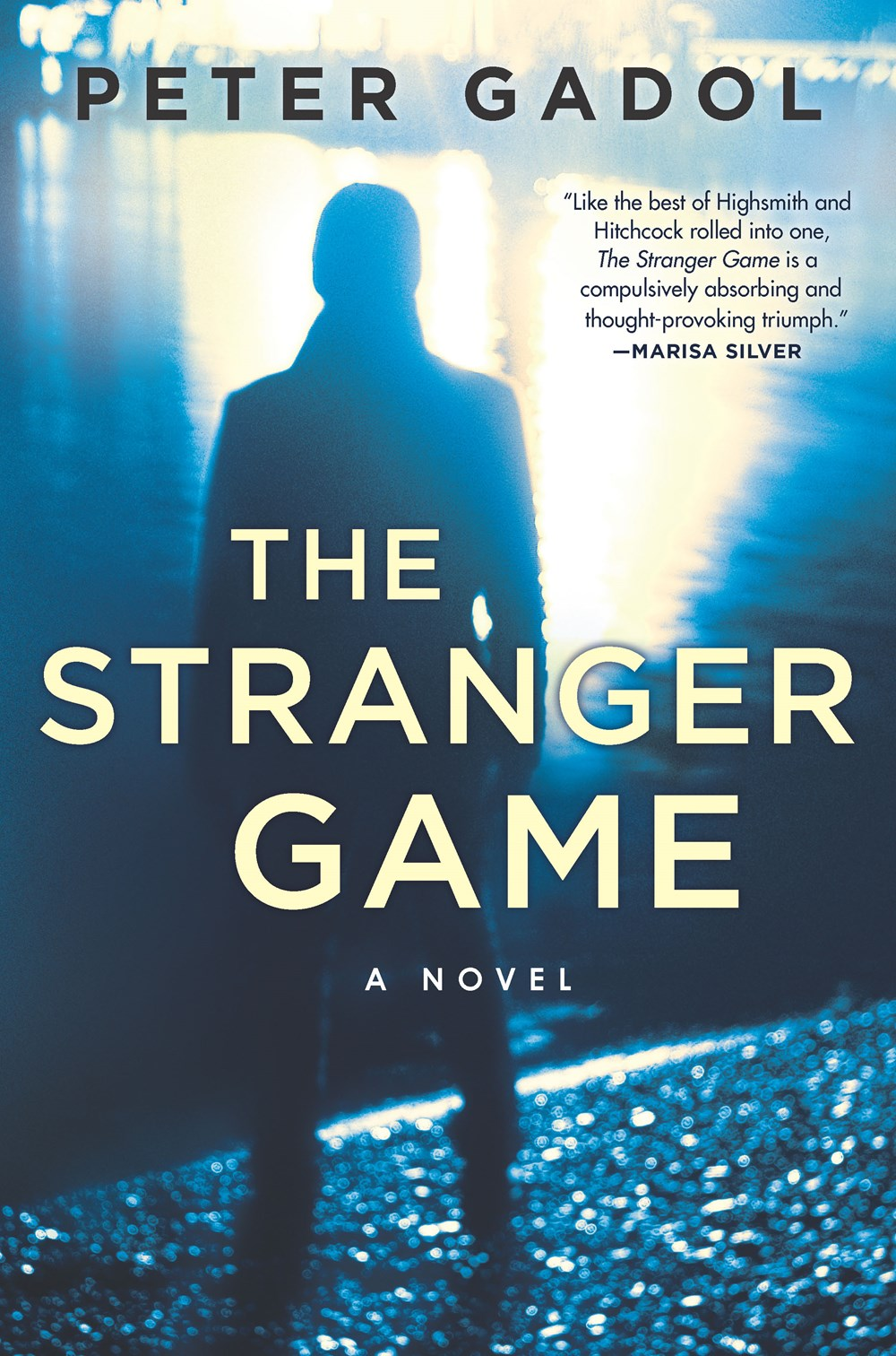 The Stranger Game cover