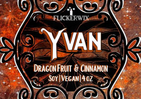 Yvan candle