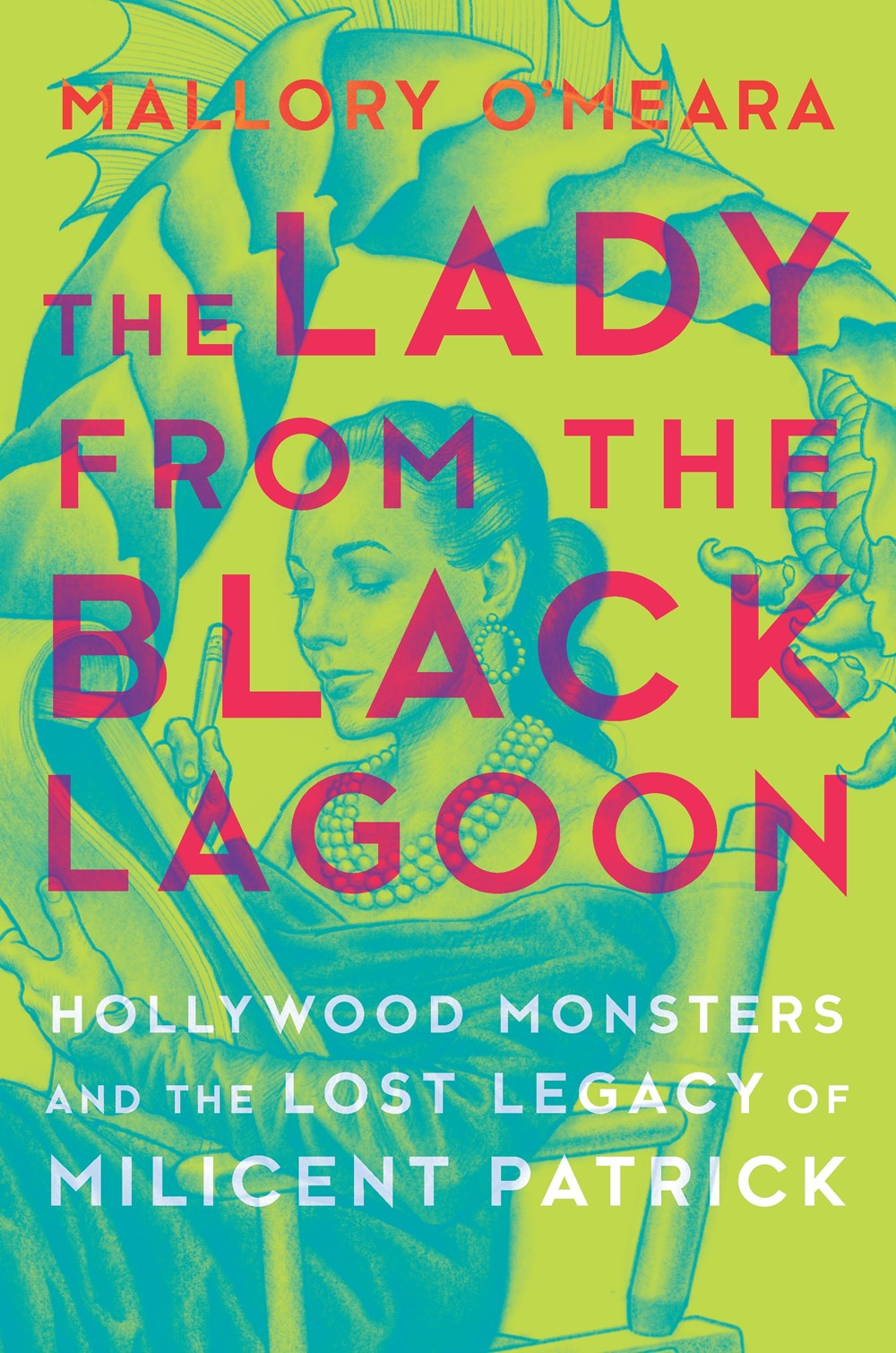 The Lady from the Black Lagoon cover
