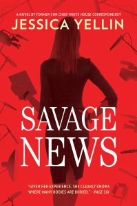 Savage News Cover