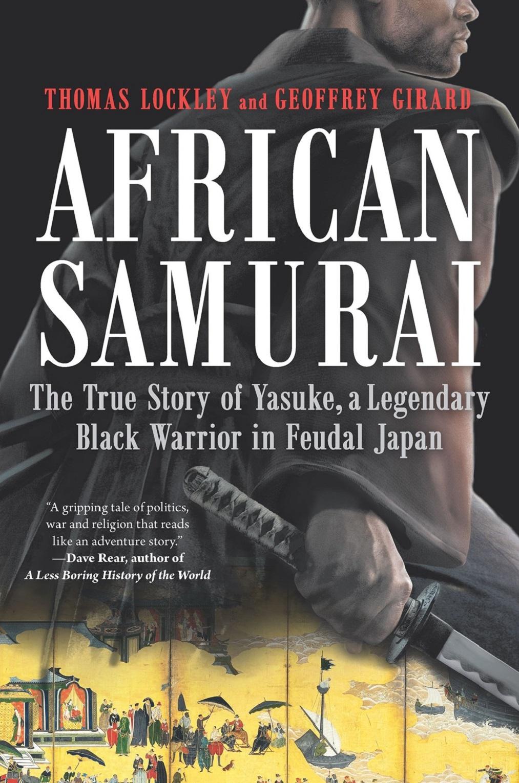 African Samurai cover