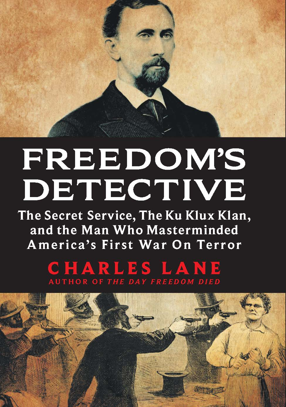 Freedom's Detective cover