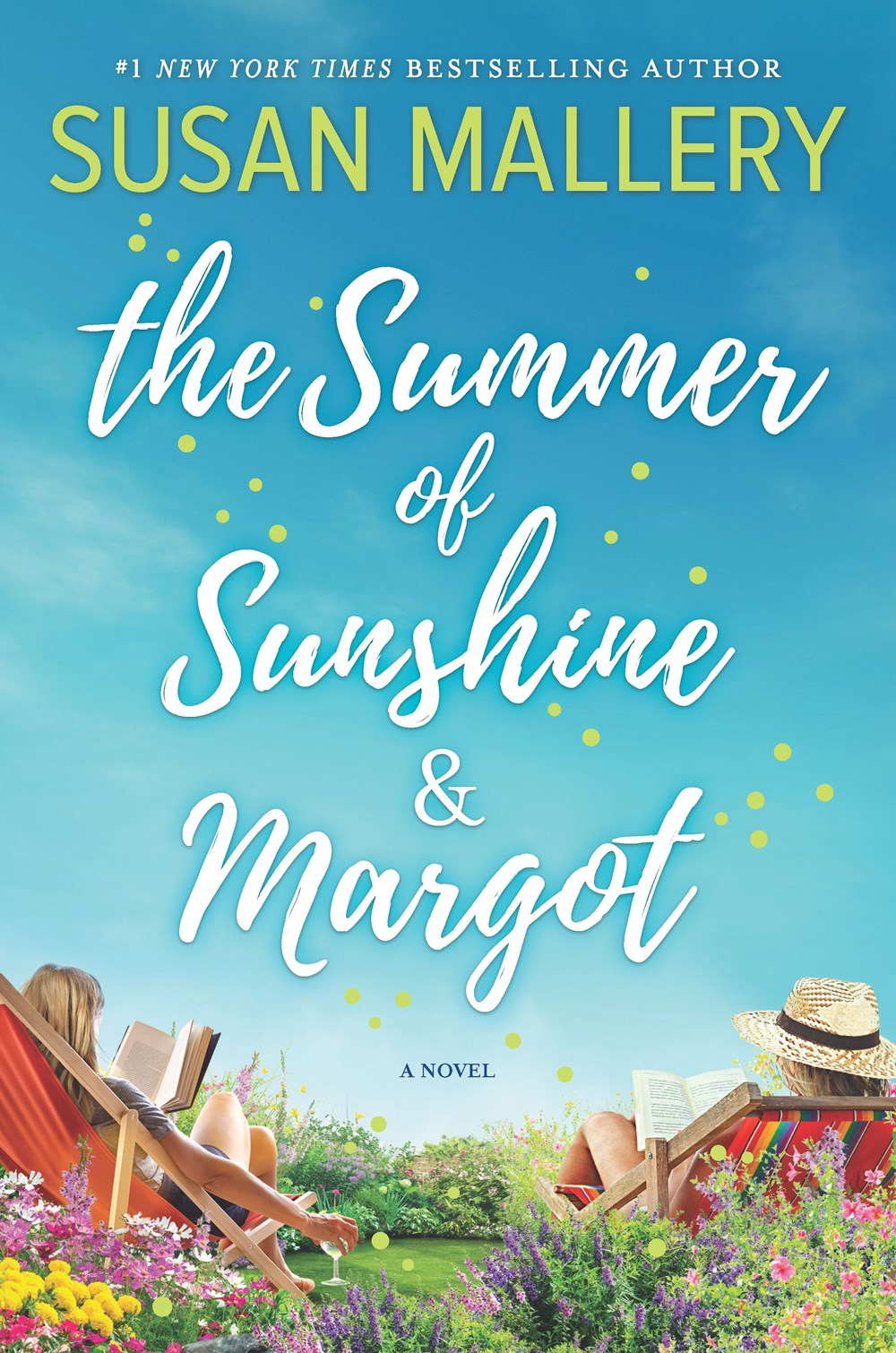 The Summer of Sunshine & Margot cover