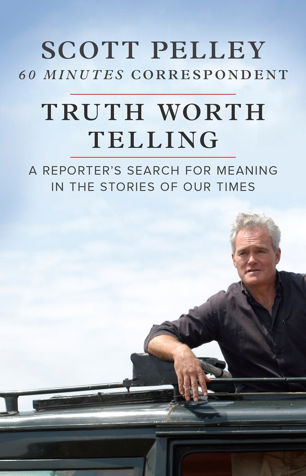 Truth Worth Telling cover