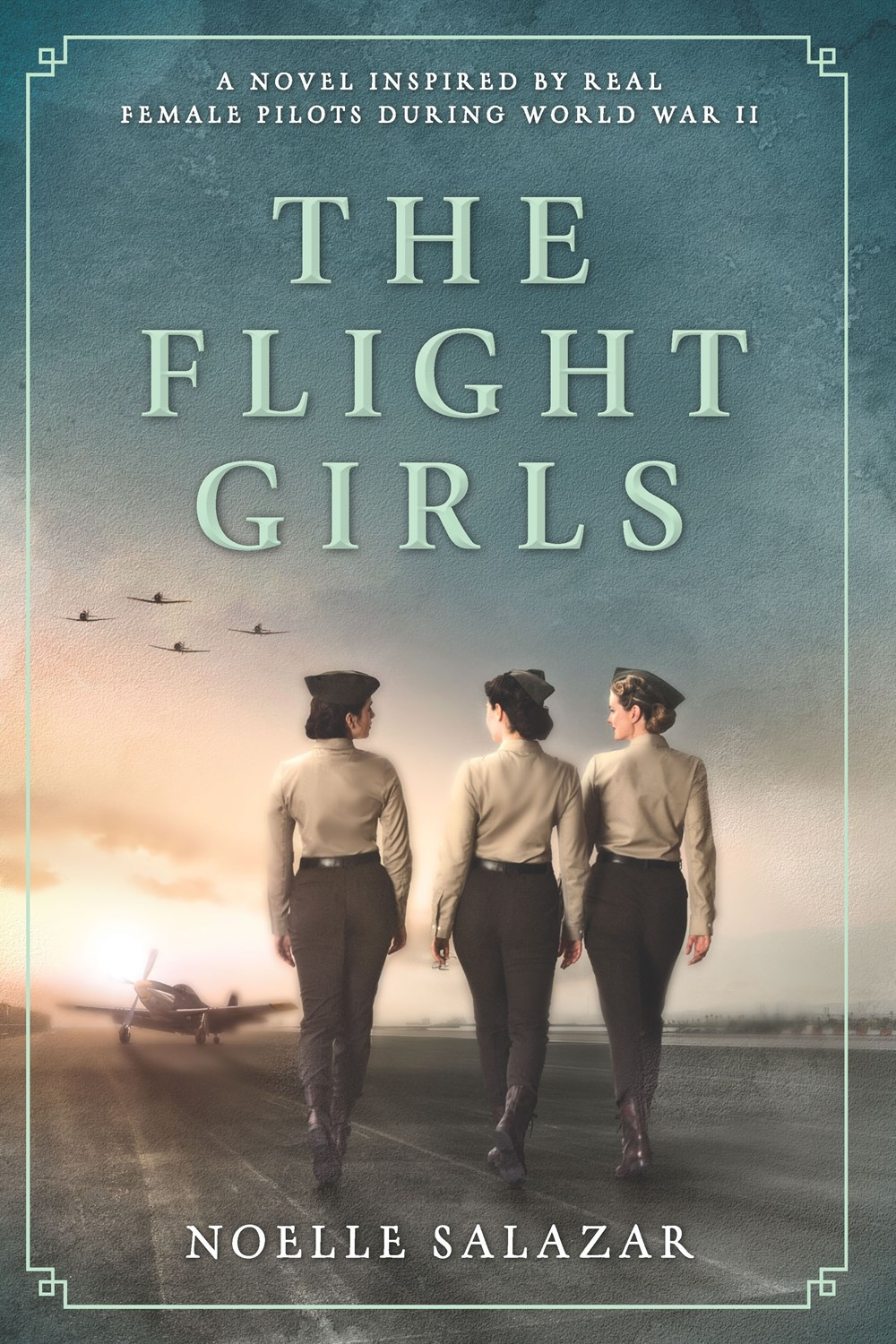 The Flight Girls cover
