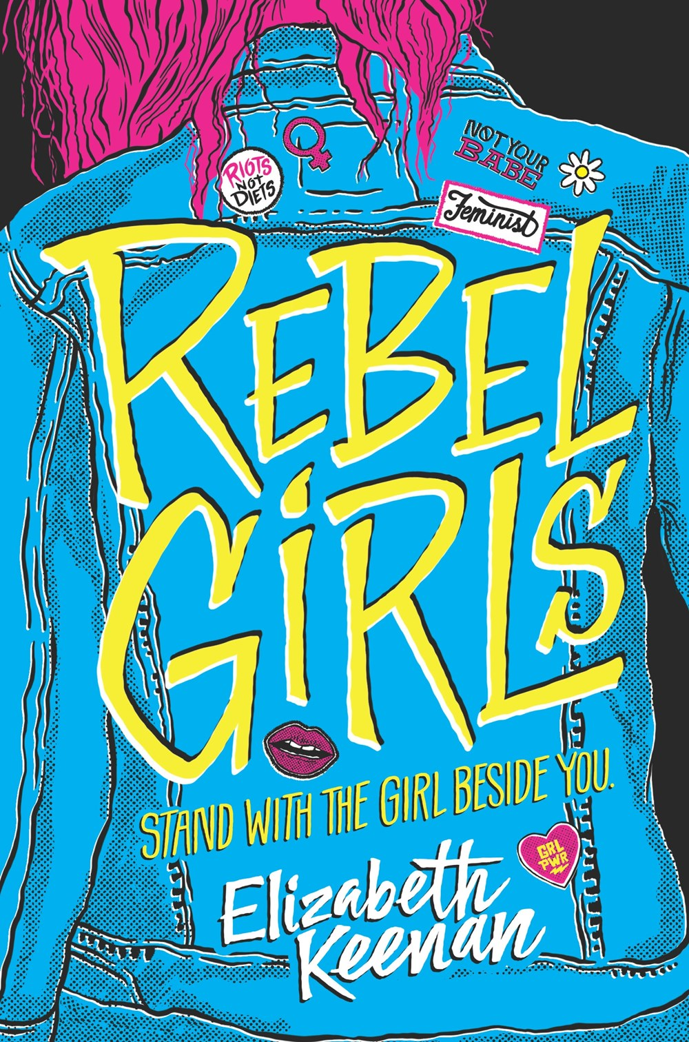 Rebel Girls cover