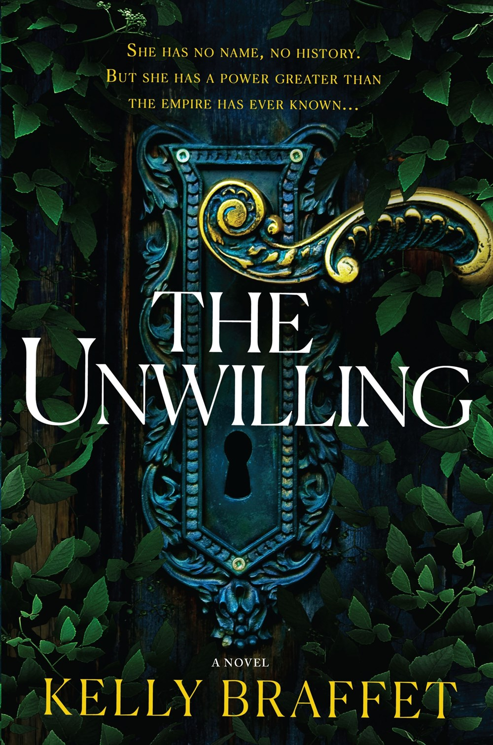 The Unwilling cover