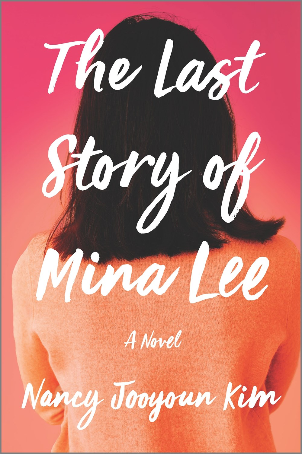 The Last Story of Mina Lee cover