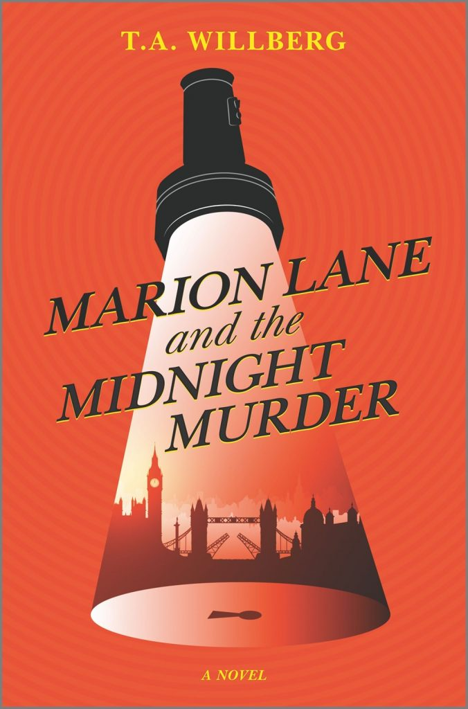 Marion Lane and the Midnight Murder cover