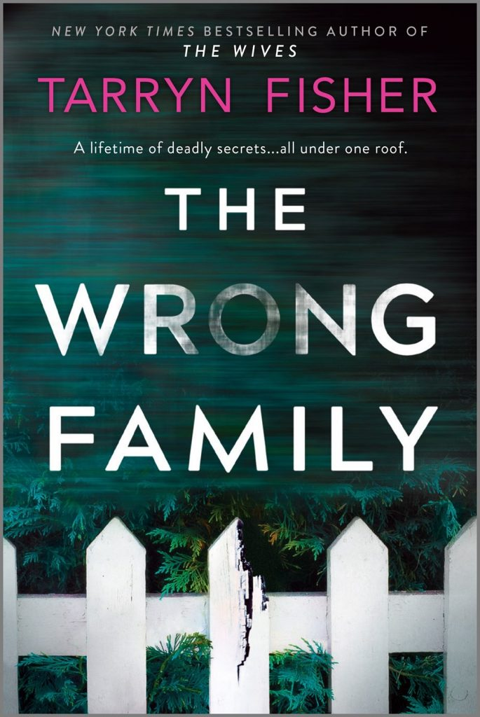 The Wrong Family cover