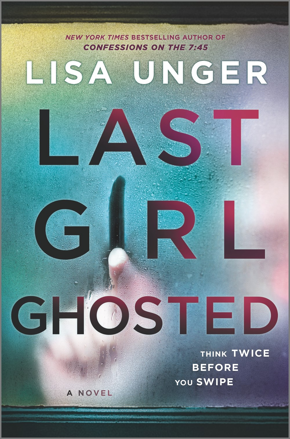 Last Girl Ghosted cover