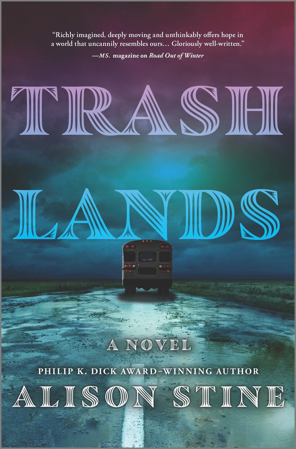 Trashlands cover